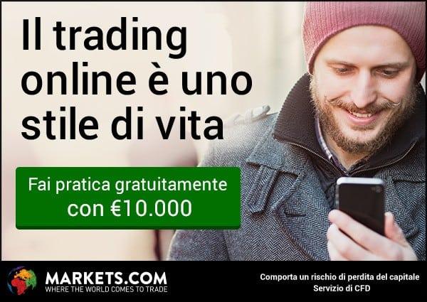Leva finanziaria trading online: definizione e come funziona