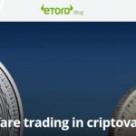 eToro CryptoPortfolio: cos'è e perché usarlo