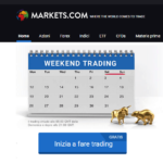 markets.com trading weekend