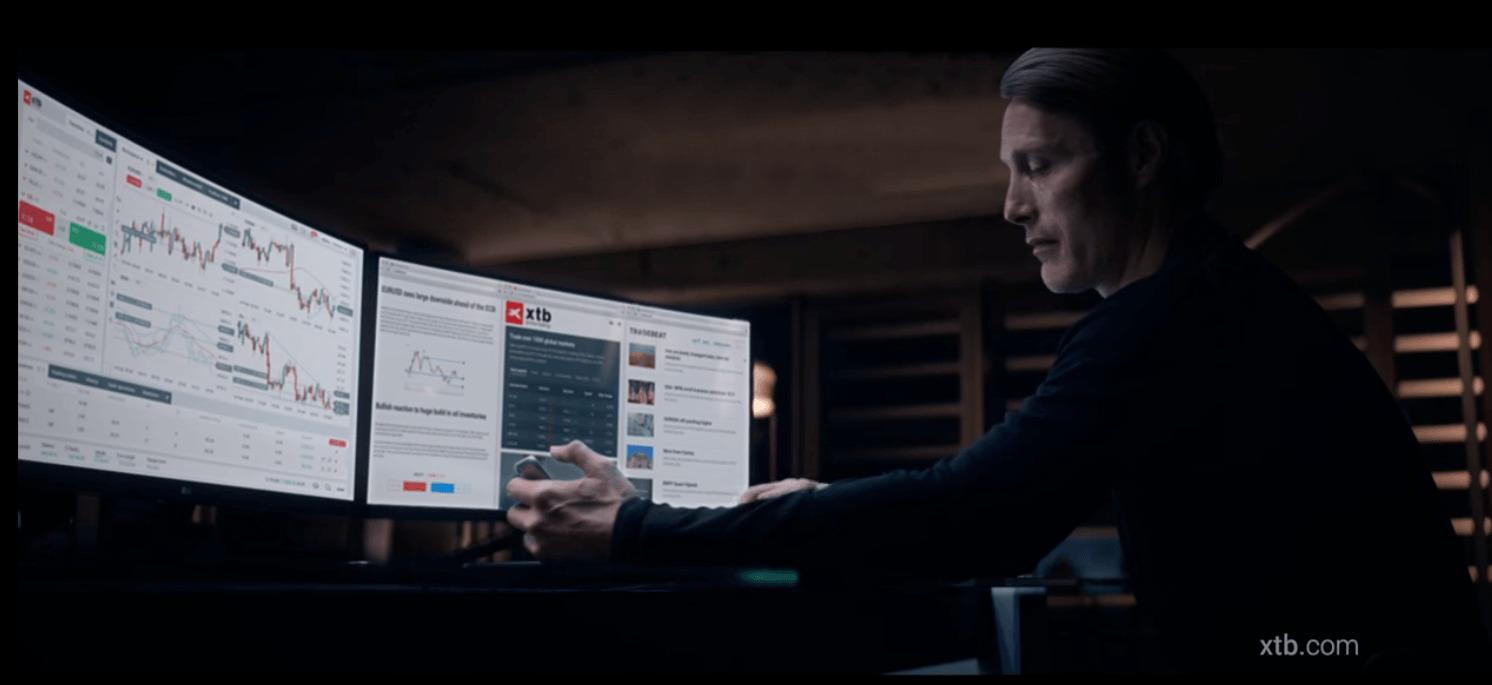 xtb broker ECN piattaforma di trading online