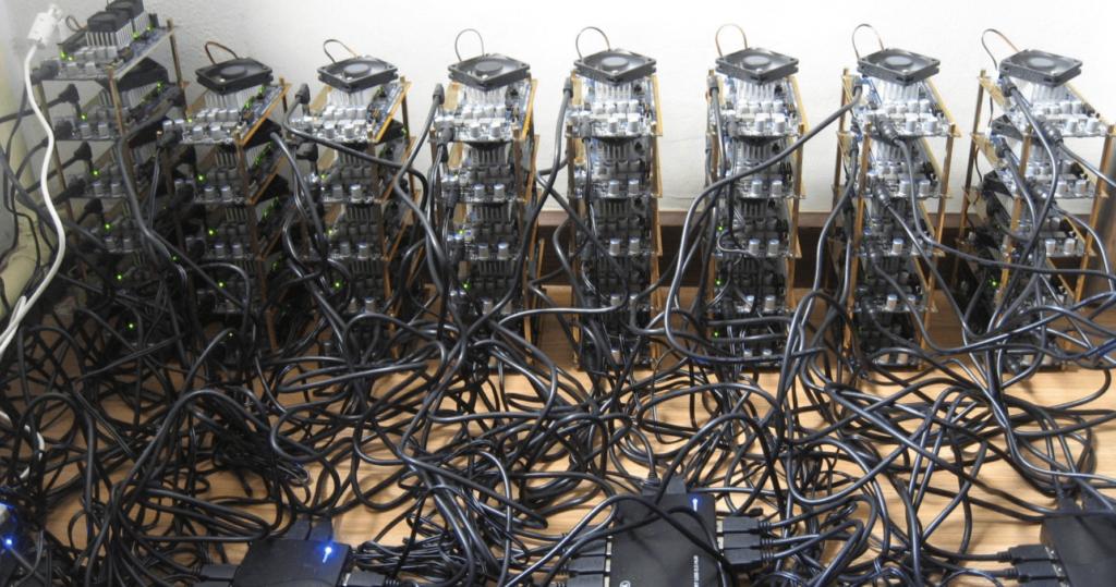 Minare Bitcoin / Ethereum Mining: come minare criptovalute, conviene ?