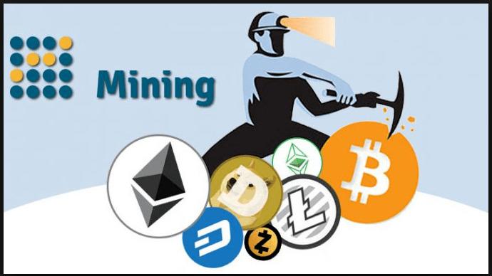 Mining, come guadagnare online con le cryptovalute