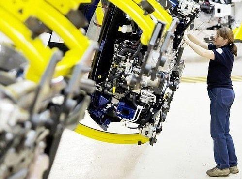 Ordinativi e produzione industriale