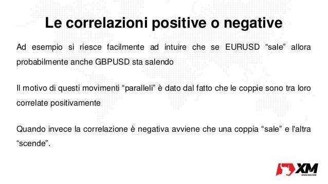 Correlazioni nel Forex: perchè è importante la correlazione tra valute nel Forex ?