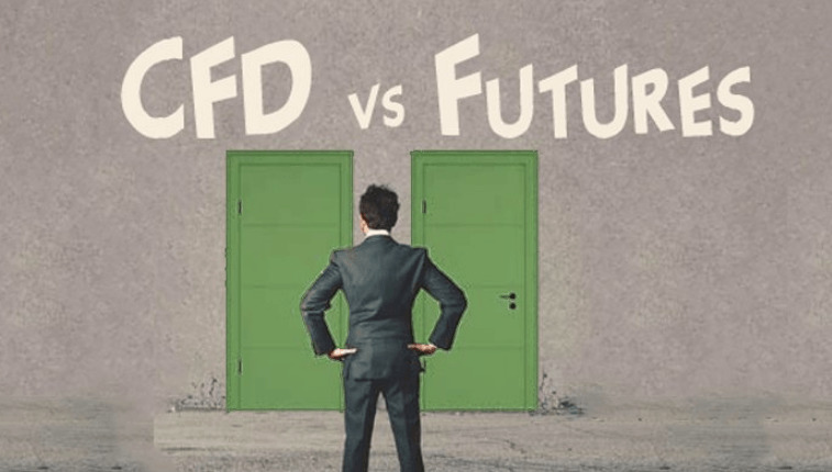 CFD vs FUTURES