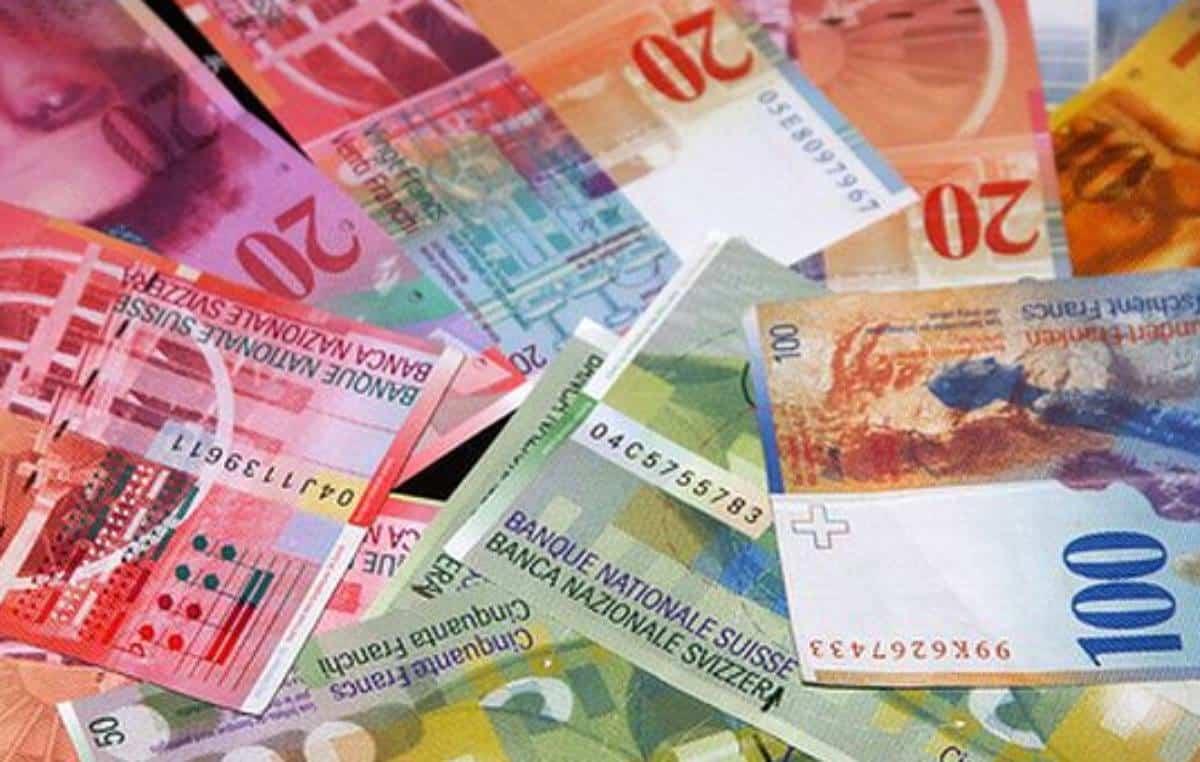 Cambio Euro Franco Svizzero EUR/CHF – Grafico in tempo reale