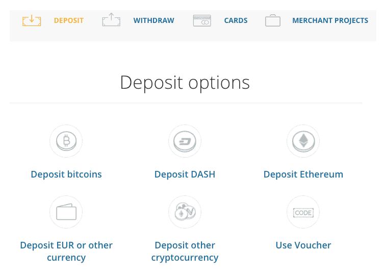 Come acquistare Bitcoin, Ethereum, Dash, Nem (XEM) con Spectrocoin