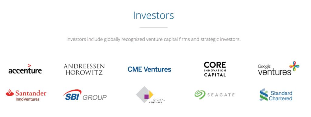 ripple investitori