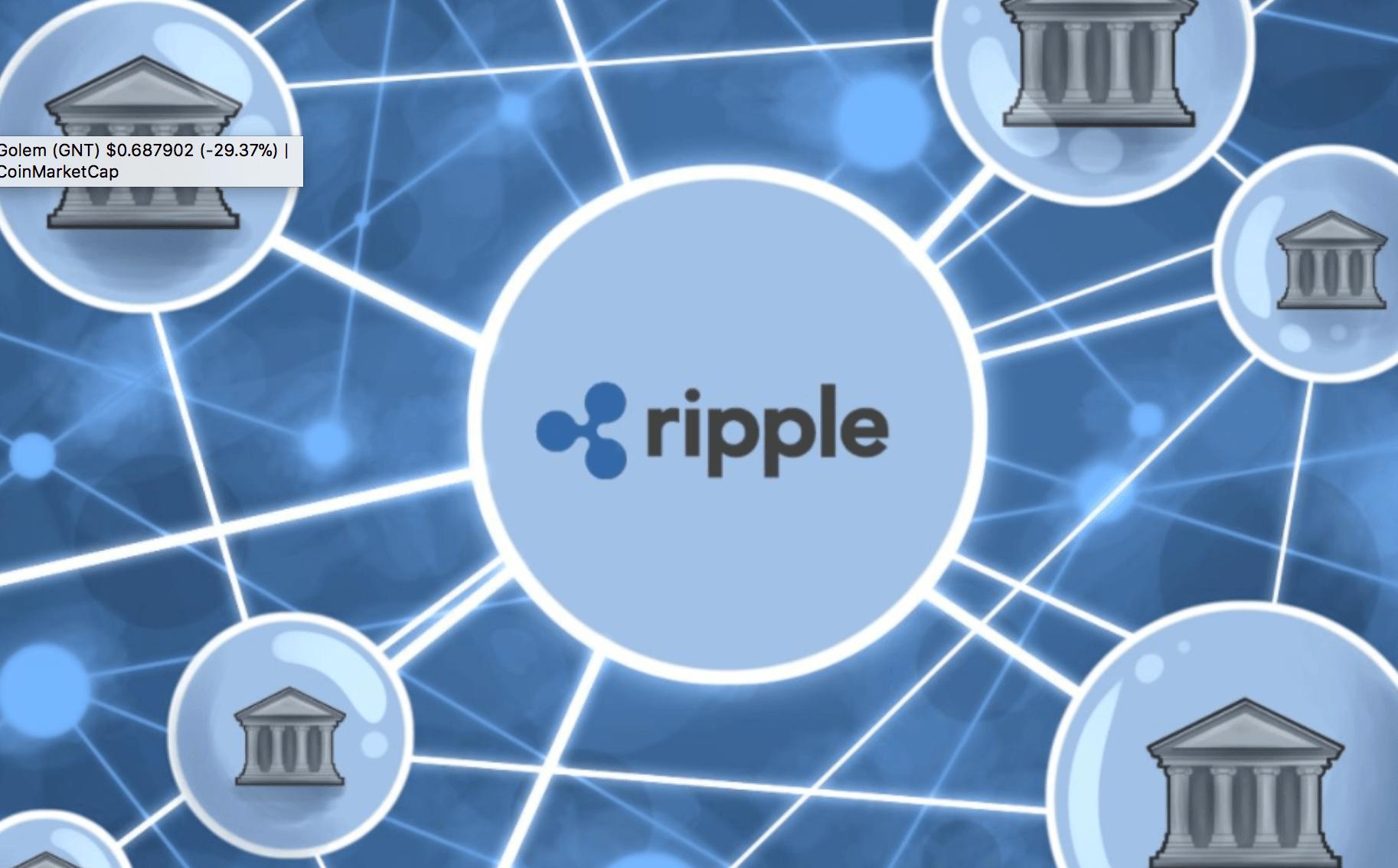 ripple criptovaluta