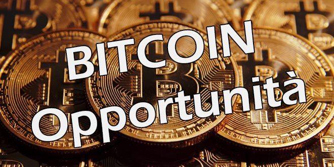 Investire in Bitcoin con il trading online CFD;: reale opportunità