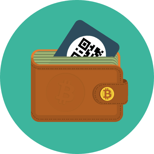 portafoglio per bitcoin