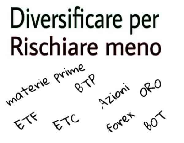 Come diversificare i propri investimenti