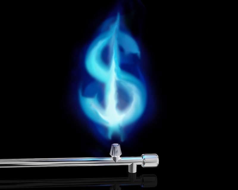 Investire in gas naturale con i CFD conviene?
