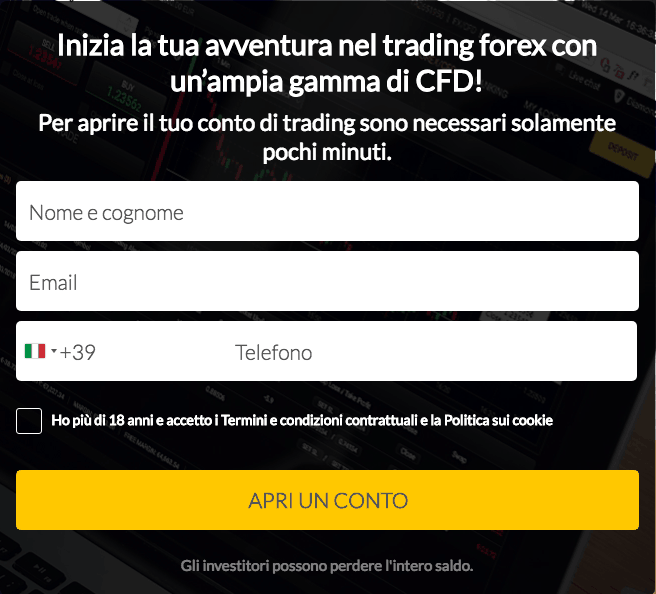 Segnali Forex Gratuiti con 24 Option Trading Central: come funzionano