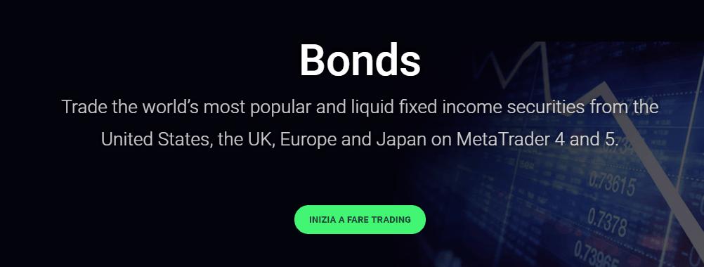 IC Markets obbligazioni