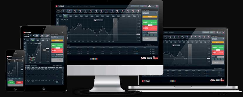Finmax piattaforma