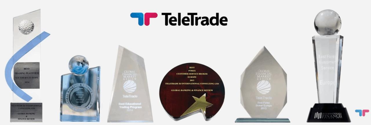 TeleTrade: recensione e opinioni sul broker online