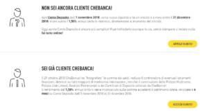 Conto deposito Chebanca: interessi netti e costi. Recensione completa