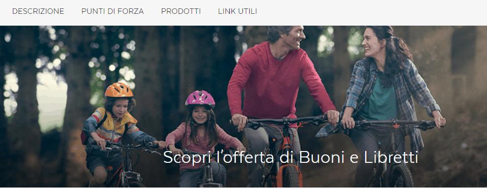Poste Italiane conto deposito