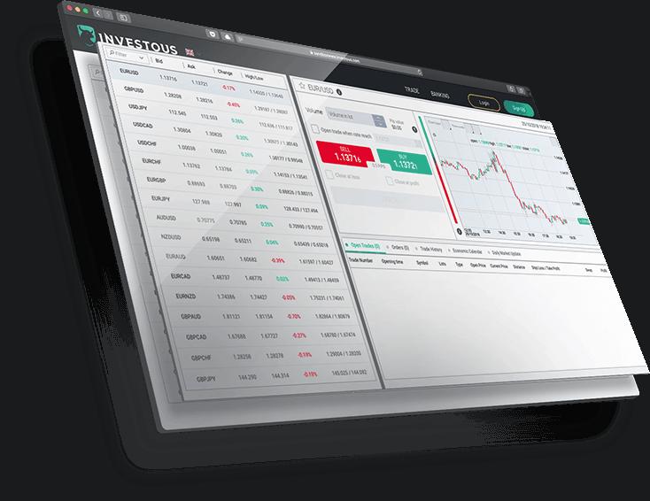 Investous: recensione e opinioni sul broker online