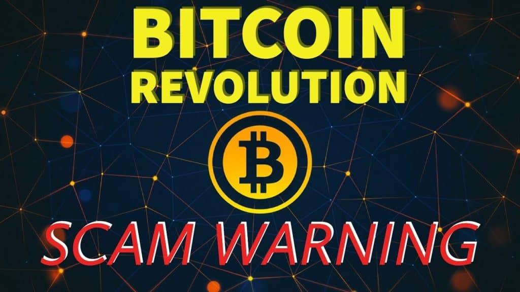 bitcoin revolution bufala