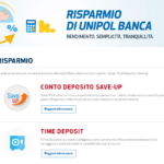 conto deposito unipol banca
