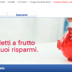 conto easy di deutsche Bank