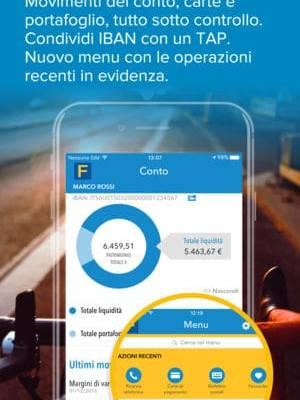 fineco bank app mobile