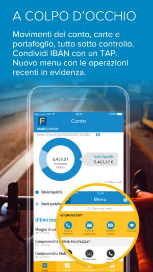 fineco bank app mobile