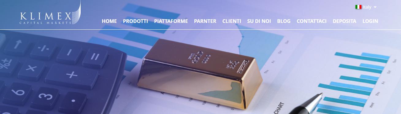 Klimex commodities