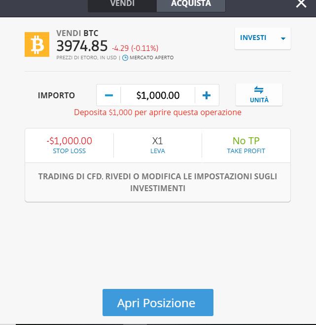 eToro criptovalute: guida completa su come vendere e comprare criptovalute su eToro