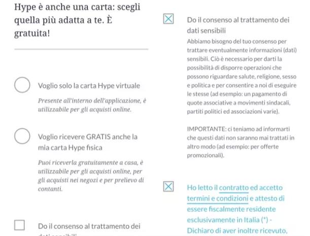 HYPE: opinioni e recensione sulla carta prepagata Banca Sella