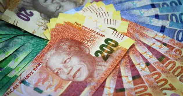 Cambio euro rand (EUR/ZAR) in tempo reale