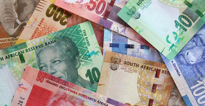cambio euro rand