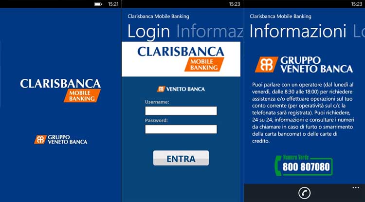 Clarisbanca Online Banking: che servizi offriva?