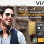 VIABUY: opinioni carta prepagata anonima Mastercard con IBAN