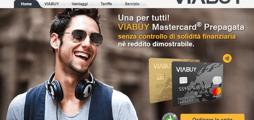 ViaBuy home