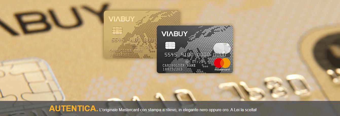 VIABUY conviene? Opinioni e recensioni Mastercard prepagata con IBAN
