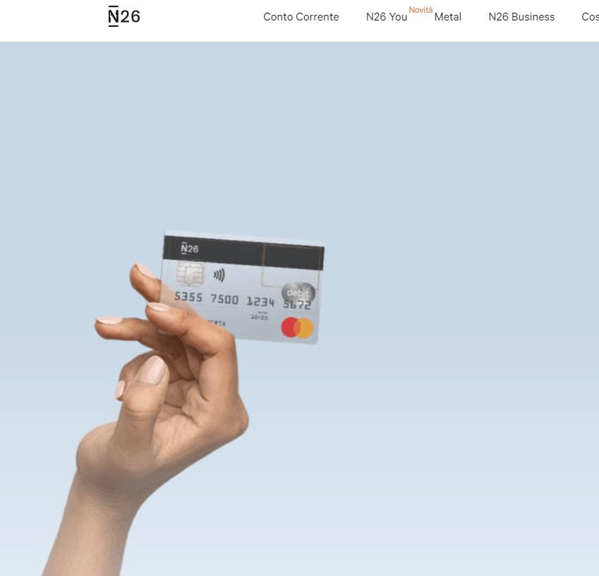 Accredito stipendio carte