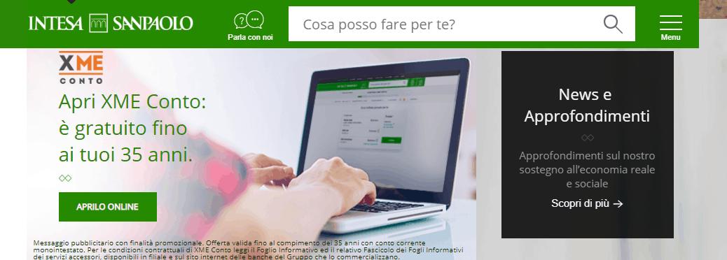 Banca Intesa Sanpaolo: recensioni – opinioni – servizi offerti