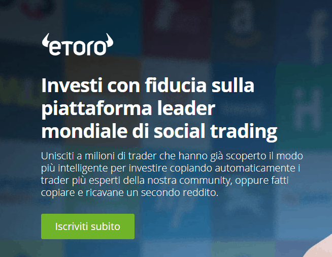 eToro alternativa a Bitcoin System