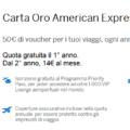 Carta Oro American Express: recensione e opinioni