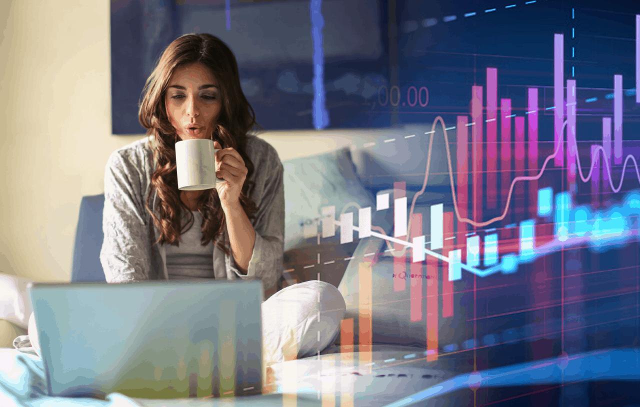 social trading online