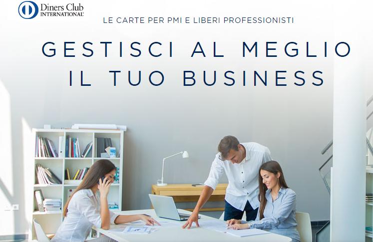diners club carte PMI Liberi professionisti