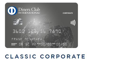 diners club classic corporate