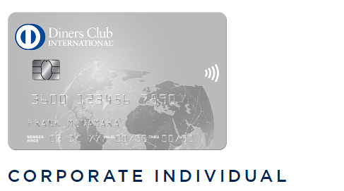 diners club corporate individual