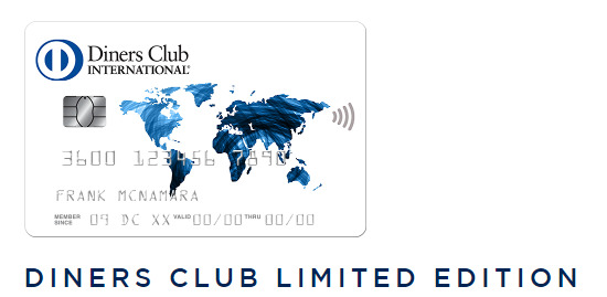 diners club limited edition