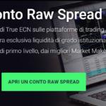 IC Markets: Conto Standard vs Raw Spread