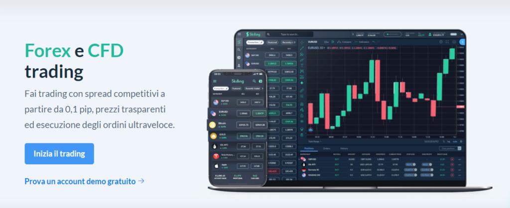 Skilling trading