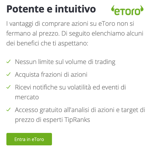 introduzione del corso al trading su plus500 iscrizione al broker etoro come iniziare